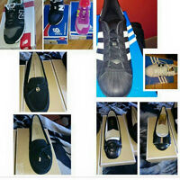 MK - Adidas - Hunter - New balance  - SOULIERS!!
