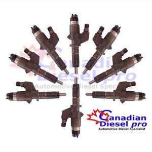 DURAMAX Diesel injector / REFURB with NEW NOZZLE & OEM CALIBRATE