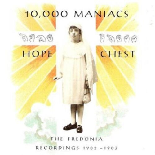 10,000 Maniacs Hope Chest Cd