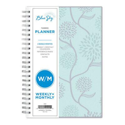 Blue Sky Weeklymonthly Planner 5 X 8 Rue Du Flore 2021 101603