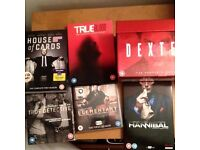 DVDs - TV Series