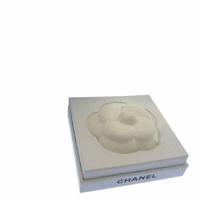CHANEL Paper Weight Camellia / Ladies Authentic Used H173