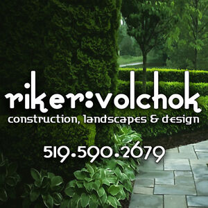 riker:volchok Landscapes - Decks, Interlock, Garden, Sod & more Cambridge Kitchener Area image 1