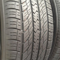 Set of 3 Toyo Summer tires 205/55/16