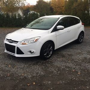 Ford focus 2013 Hatchback