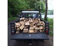 Firewood Logs - Full Load Hardwood