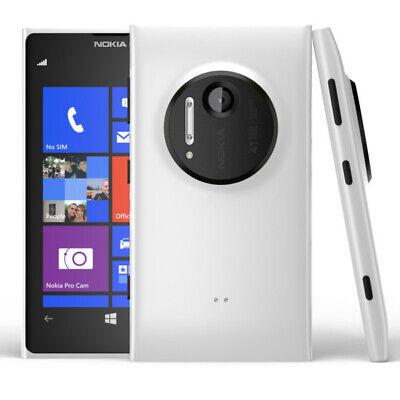 BRAND NEW WHITE SIM FREE NOKIA LUMIA 1020 32GB - WIFI -...