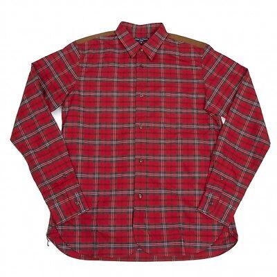 COMME des GARCONS HOMME Plaid shirt Size M(K-35850)