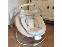 Bright Starts Comfort & Harmony Vibrating Chair