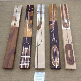 Chocolate Bars Artwork. J. Cangialosi