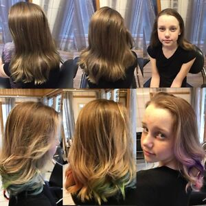 Experienced Hairstylist December promo 20% off services!!! Strathcona County Edmonton Area image 4