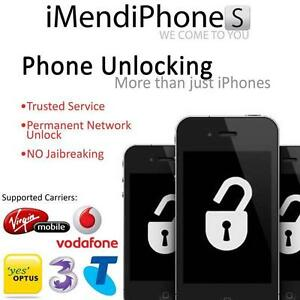 iPhone & Android Factory Unlock IMEI Service incl Telstra, Optus Maroochydore Maroochydore Area Preview