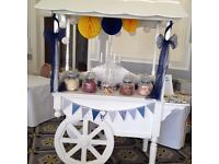 Sweet/Afternoon Tea Cart Business