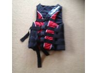 Bouncy aid / life jacket