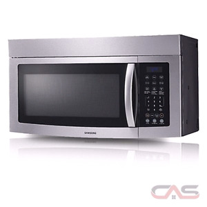 BRAND NEW OVER-THE-RANGE SAMSUNG MICROWAVE