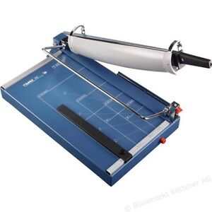 "DAHLE Heavy Duty Paper Cutter 21 1/2"" Cut  Brand NEW"