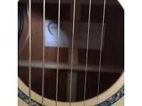 Bargain - Faith venus cutaway electro all solid tonewood guitar