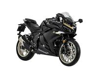 Lexmoto LXR 125cc Sports Bike LXR125 Finance & Delivery Euro 5 Latest Model