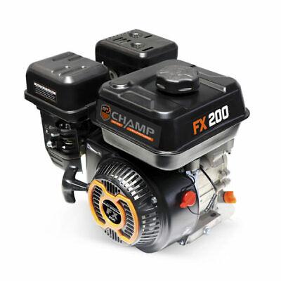 Champ Mfg Fx200 Engine Better Than Honda Gx160 Gx200 34 Shaft
