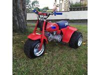 Honda atc 70 trike 146cc