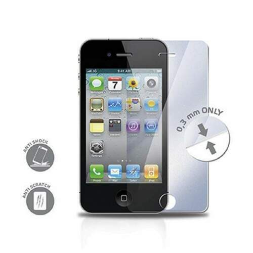 Celly glassip4 glass protector per iphone 4/4s...