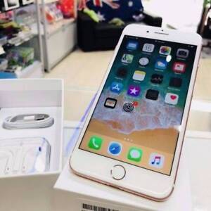 Genuine iphone 7 plus 256gb rose gold unlocked warranty tax inv Surfers Paradise Gold Coast City Preview