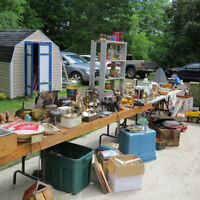 Antiques and collectibles garage sale - Annapolis Valley