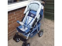 Hauck jeep buggy pushchair
