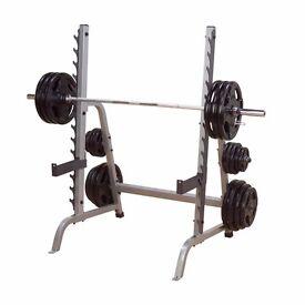 Heavy Duty Squat Rack / Multi-Press Rack