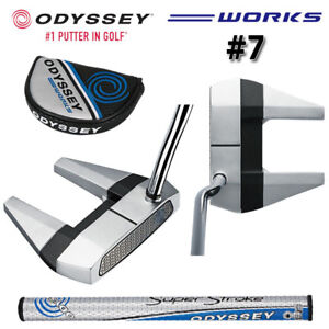 Odyssey #7 Works Tank Putter For Sale