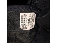 Adidas boxing boots size UK 4