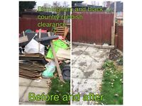 Rubbish clearance cheaper than a skip fully licensed waste carrier