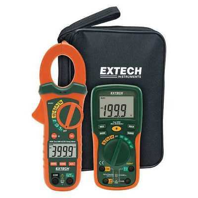 Electrical Test Kit With Trms Clamp Extech Etk35
