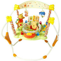 Disney Winnie the Pooh Bouncy Activity Jumper