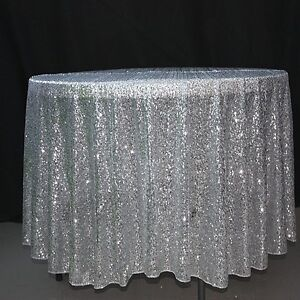 High Quality Sequin Tablecloths
