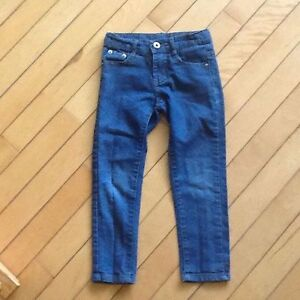 Girls Only size 5-6 slim fit jeans with adjustable waist