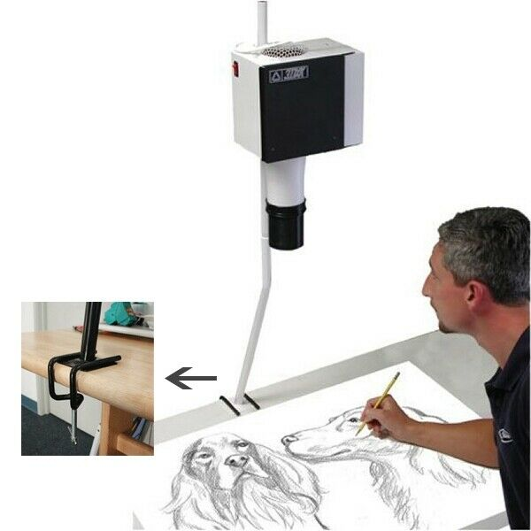 KopyKake 300XK Projector and Table Clamp