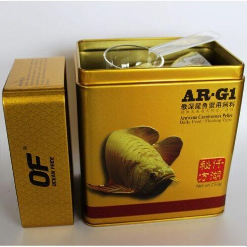 OF AR-G1 arowana premium sticks - 250 grams
