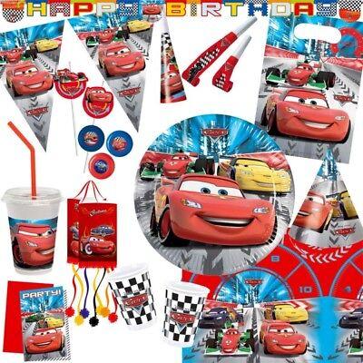 Kindergeburtstag Geburtstag Motto Deko Racers Dekoration (Cars Geburtstag Party Dekorationen)