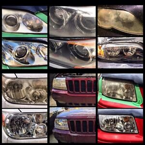 YYC Headlight Restorations *LIFETIME WARRANTY*