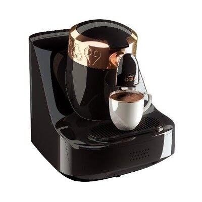ARZUM OKKA Exactly AUTOMATIC TURKISH GREEK COFFEE ESPRESSO MAKER MACHINE IBRIK