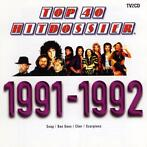 cd - Various - Top 40 Hitdossier 1991-1992
