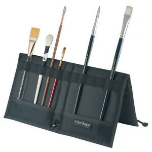 PAINT-BRUSH-Tool-HOLDER-Organizer-Nylon-Storage