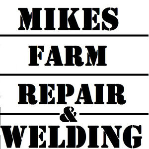 Mikes Farm Repairs and Welding