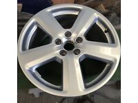 Audi s line alloy mint condition