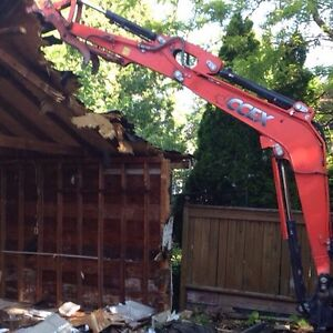 Canadian Custom Excavation/ CCEX Contracting London Ontario image 9
