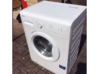 Beco washing machine. In good working order. Probably about 3/4 years old.