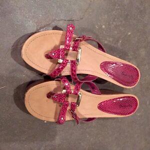 Shoes Brown  leather size 7 Regina Regina Area image 4