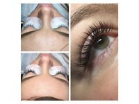 Brand new eyelash extensions and brow bar Vauxhall/Clapham
