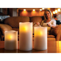 NEW~~LED Candle Set--Flameless--Indoor Deco Light